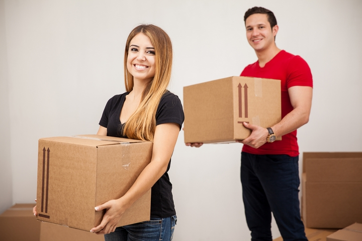 5 Practical Uses of Cardboard Boxes During a Move